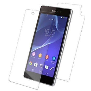 Sony Xperia Z2 ZAGG InvisibleSHIELD Näytönsuoja