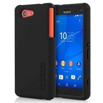 Sony Xperia Z3 Compact Incipio DualPro Kotelo Musta