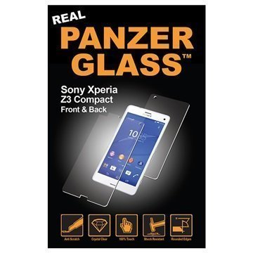 Sony Xperia Z3 Compact PanzerGlass Screen Protector Full Body