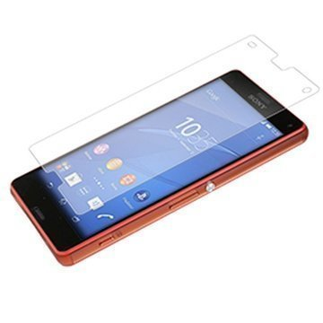 Sony Xperia Z3 Compact ZAGG InvisibleSHIELD GLASS Näytönsuoja
