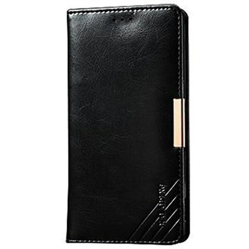 Sony Xperia Z3 Kalaideng Royale II Nahkainen Lompakkokotelo Musta