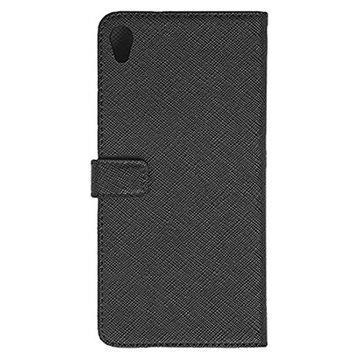 Sony Xperia Z3 Nevox Ordo Folio Kotelo Musta / Harmaa
