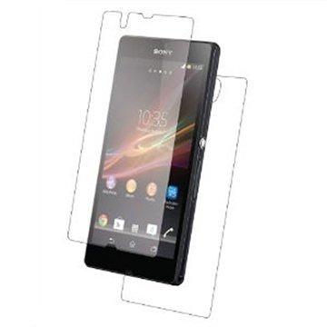 Sony Xperia Z3 ZAGG InvisibleSHIELD Näytönsuoja