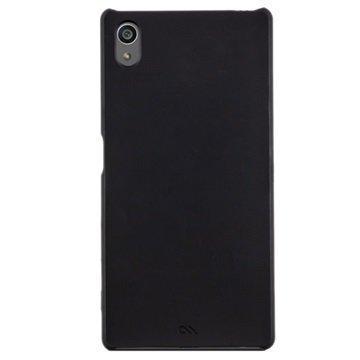 """Sony Xperia Z5 Case-Mate Barely There suojakuori â"""" Musta"""