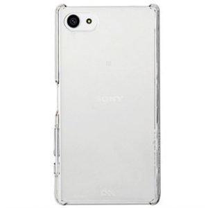 Sony Xperia Z5 Compact Case-Mate Barely There Kotelo Läpinäkyvä