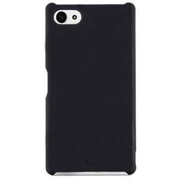 Sony Xperia Z5 Compact Case-Mate Barely There Kotelo Musta
