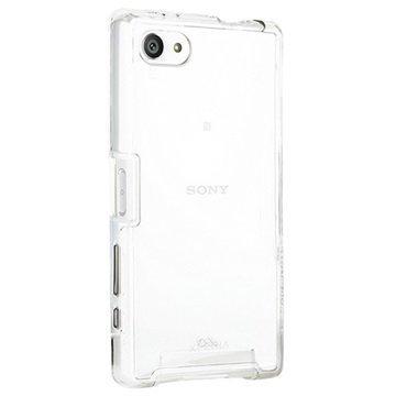 Sony Xperia Z5 Compact Case-Mate Naked Tough Kotelo Läpinäkyvä