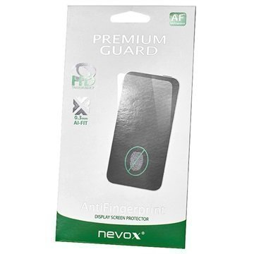 Sony Xperia Z5 Compact Nevox Näytönsuoja Sormenjälkiä Hylkivä