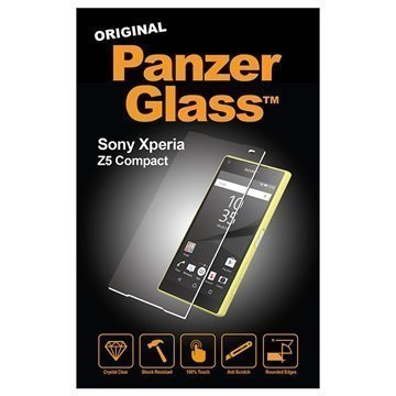 Sony Xperia Z5 Compact PanzerGlass Näytönsuoja