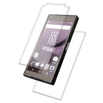 Sony Xperia Z5 Compact ZAGG InvisibleSHIELD Näytönsuoja Koko Runko