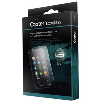 Sony Xperia Z5 Copter Exoglass Näytönsuoja Karkaistua Lasia