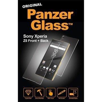 Sony Xperia Z5 PanzerGlass Front+Back Näytönsuoja