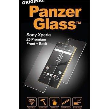 Sony Xperia Z5 Premium PanzerGlass Front+Back Näytönsuoja
