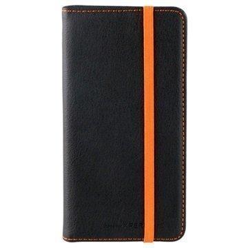 Sony Xperia Z5 Roxfit Premium Book Case Black