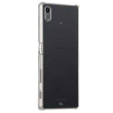 Sony Xperia Z5 Xperia Z5 Dual Case-Mate Barely There Kotelo Läpinäkyvä