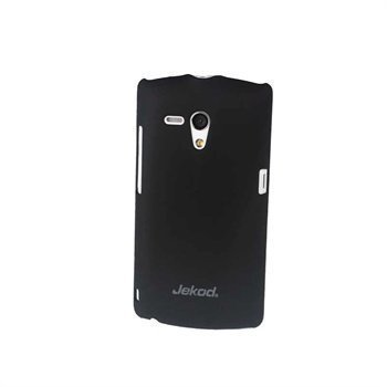 Sony Xperia neo L Jekod Super Cool Case Black
