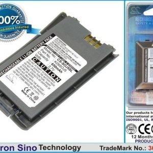 SonyEricsson QN-J5BPS yhteensopiva akku 650 mAh