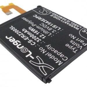 SonyEricsson Xperia Z2 akku 3200 mAh