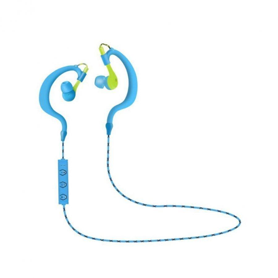 Souyo Bt136 Langattomat Bluetooth Kuulokkeet Mikrofonilla Sininen