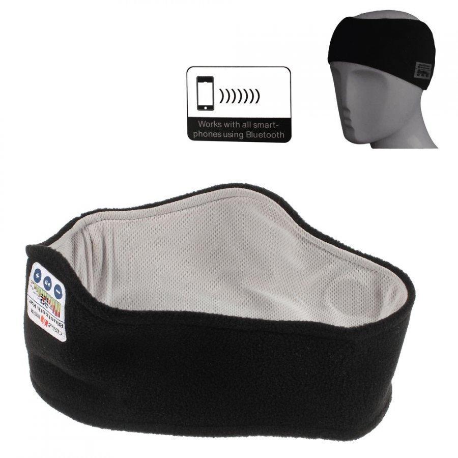 Sportti Päähine Bluetoothilla Ja Mikrofonilla