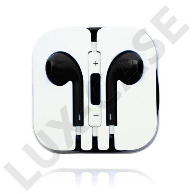 Stereo Kuulokkeet With Kaukosäätimellä Musta