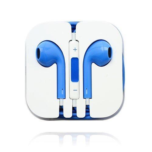 Stereo Kuulokkeet With Kaukosäätimellä Sininen