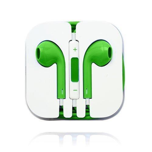 Stereo Kuulokkeet With Kaukosäätimellä Vihreä