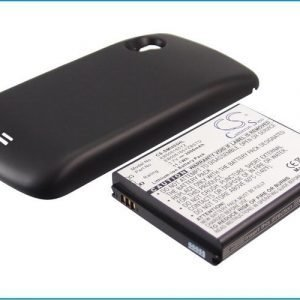 Stratosphere i405 SCH-i405 Stratosphere 4G Extended With Back Cover yhteensopiva akku 3000 mAh