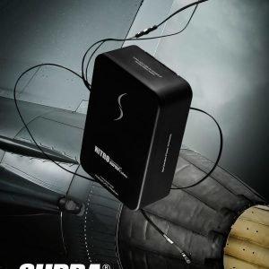 Supra Headphones NiTRO Black