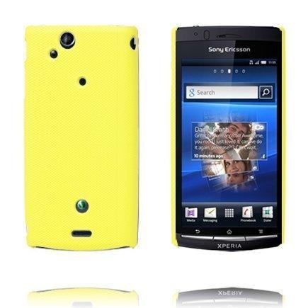 Supreme Keltainen Sony Ericsson Xperia Arc Suojakuori
