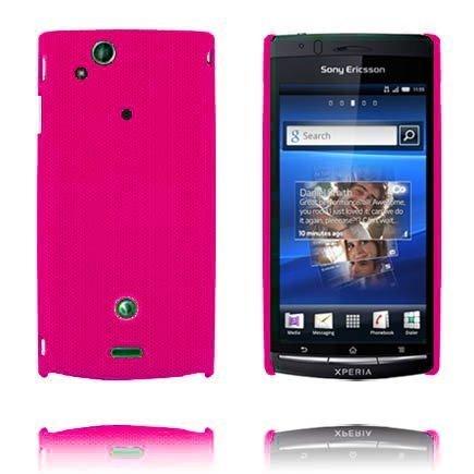 Supreme Kuuma Pinkki Sony Ericsson Xperia Arc Suojakuori