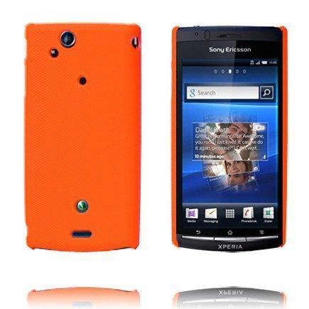Supreme Oranssi Sony Ericsson Xperia Arc Suojakuori