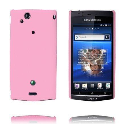 Supreme Pinkki Sony Ericsson Xperia Arc Suojakuori