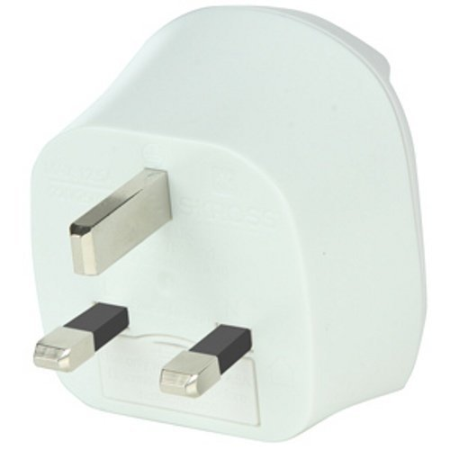 Swiss Travelproducts 230V 16A Adaptor for Great Britain