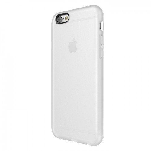 SwitchEasy NUMBERS Frost White 02 TPU-suojakuori iPhone 6 valkoinen