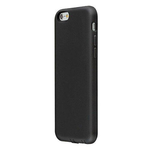 SwitchEasy NUMBERS TPU-suojakuori iPhone 6 musta