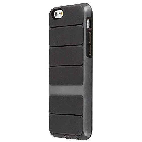 SwitchEasy Odyssey TPU & PC suojakuori iPhone 6 musta