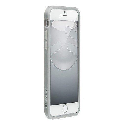 SwitchEasy Tones TPU & PC Suojakotelo iPhone 6 Space White