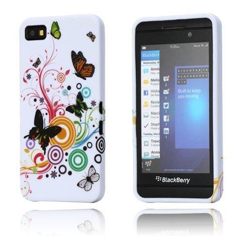 Symphony Kolme Perhosta Blackberry Z10 Suojakotelo