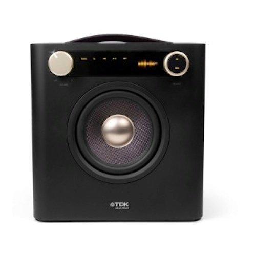 TDK A360 Bluetooth Speaker Black