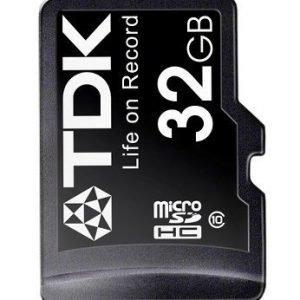 TDK microSDHC 32GB Class 10