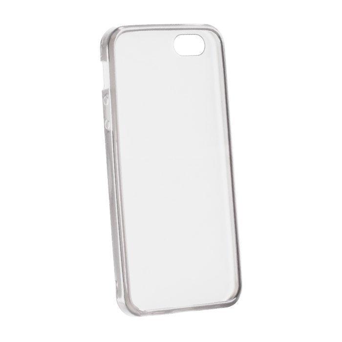 TPU Case silikoninen suojakotelo iPhone 4 ja 4S läpinäkyvä