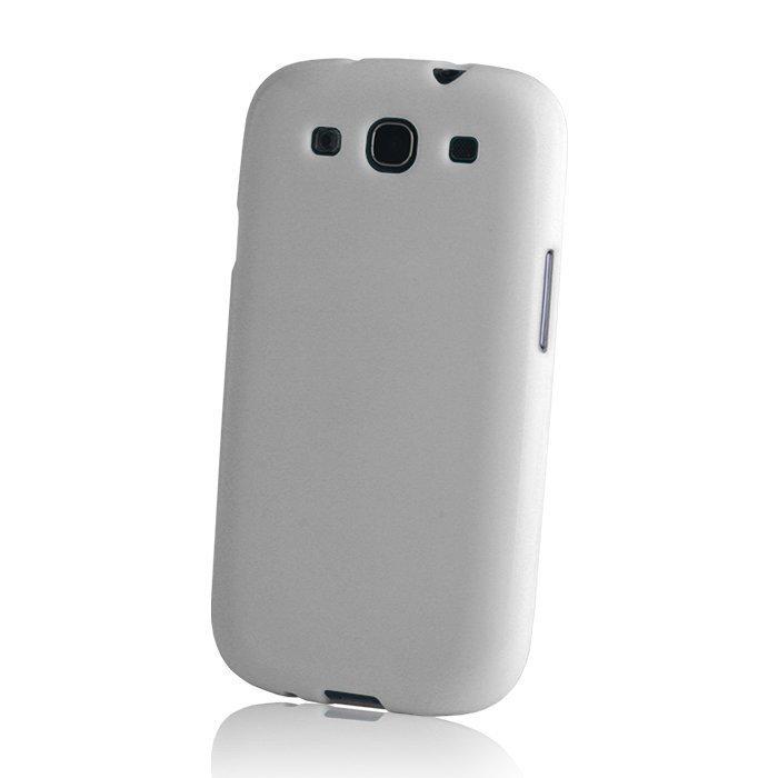 TPU Case silikoninen suojakotelo iPhone 4 ja 4S valkoinen