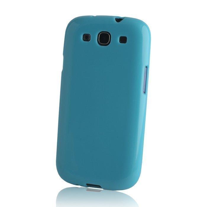 TPU Case silikoninen suojakotelo iPhone 6 4.7'' turkoosi