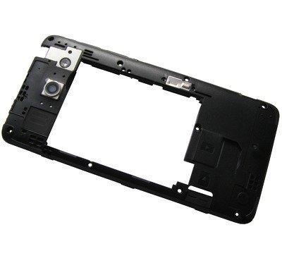 Takakansi Huawei U8951 Ascend G510 musta