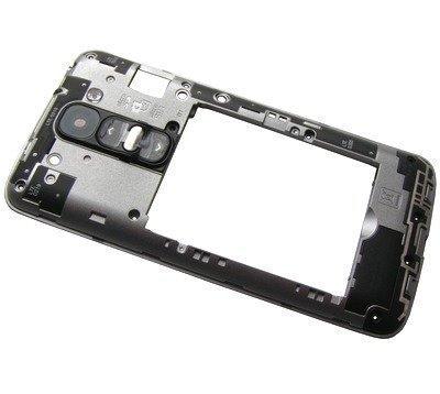 Takakansi LG D620 G2 mini musta