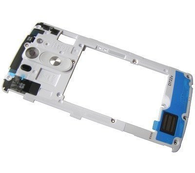 Takakansi LG D722 G3 mini G3s valkoinen