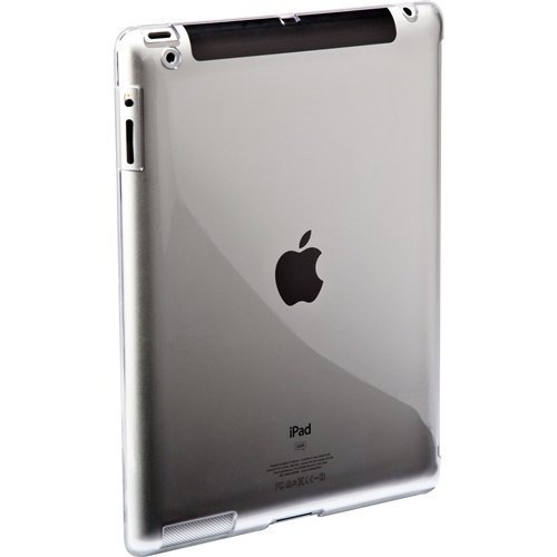 Targus Vucomplete Back Cover for iPad 3 & 4 Transparent