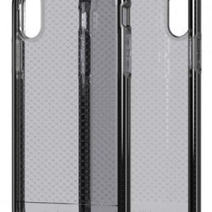 Tech21 Evo Check Suoja Iphone Xs Max Savu/Musta