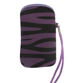 TelOne Zibi Case LG GD510 Pop KE970 Shinem 6600i slide X3 Plum
